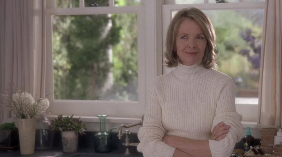 Diane Keaton i Something's Gotta Give. Foto: Sony Pictures Releasing.