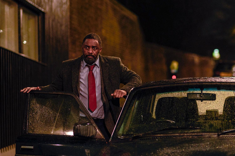 Luther blir film enligt Idris Elba.