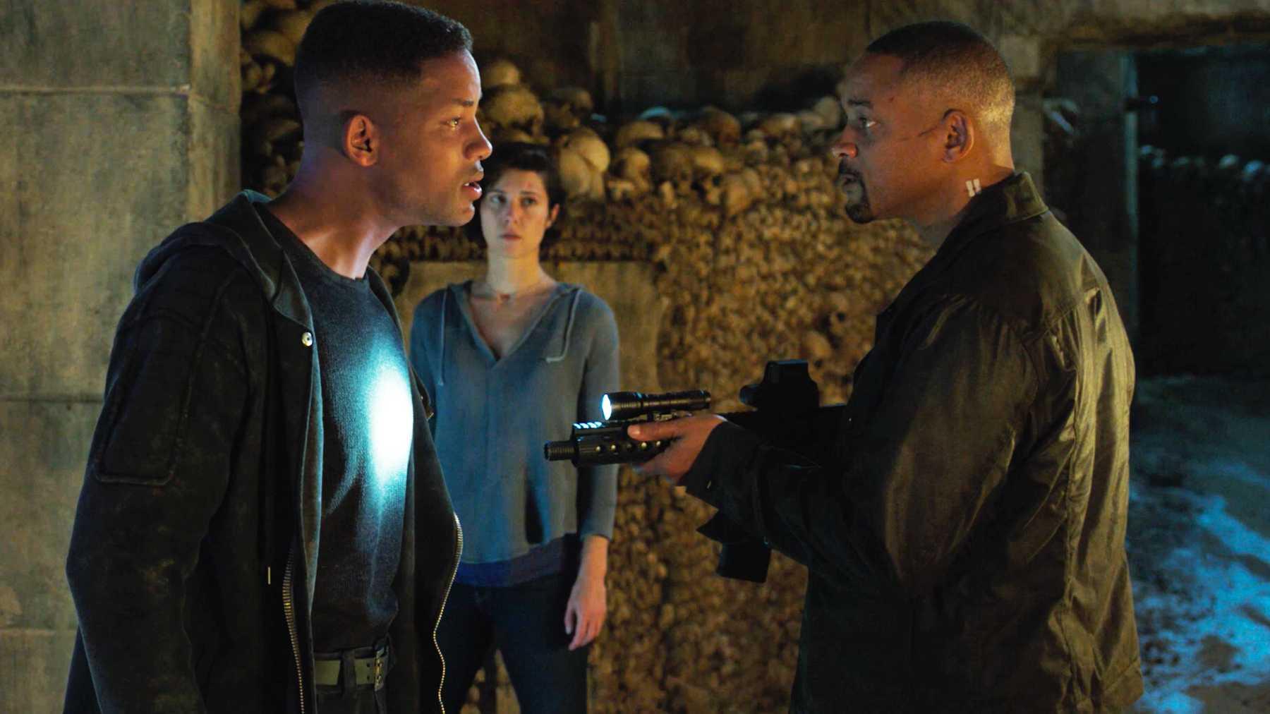 Will Smith möter sig själv i Gemini Man