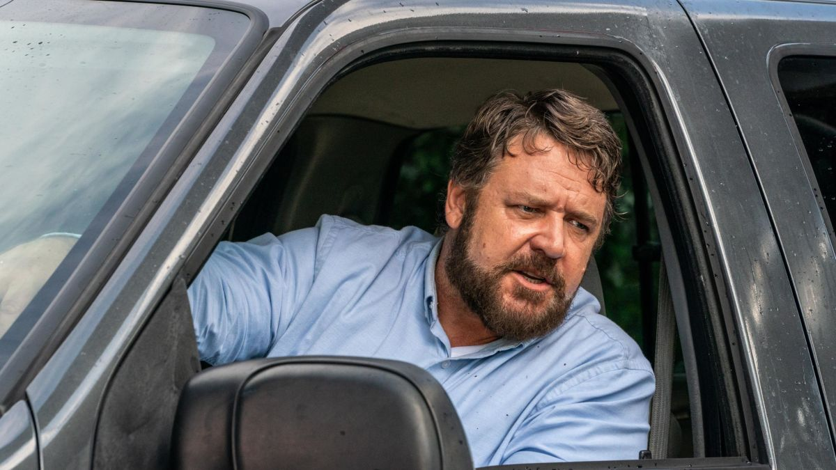 Russell Crowe i Unhinged.