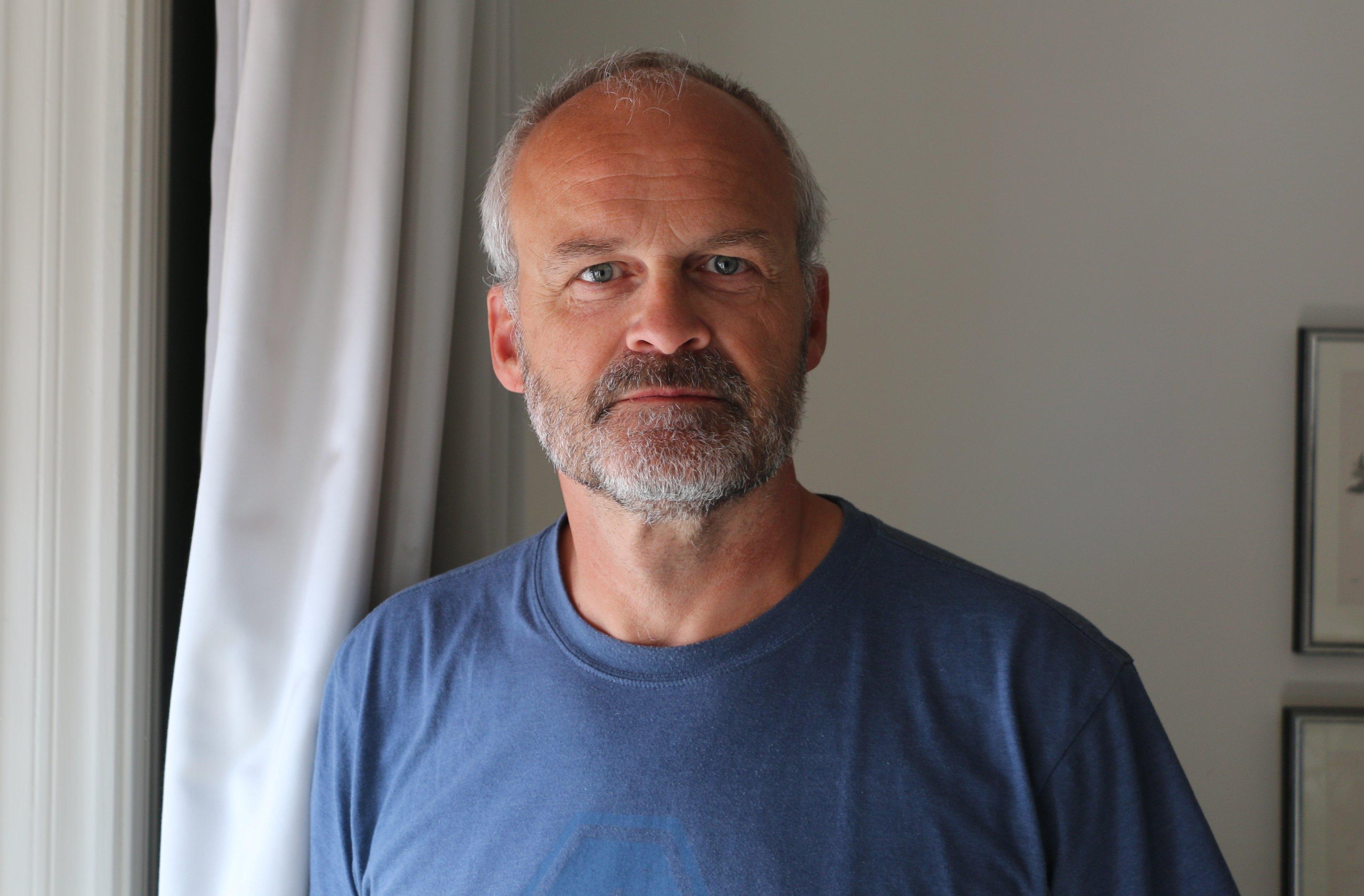 Johan Rheborg.