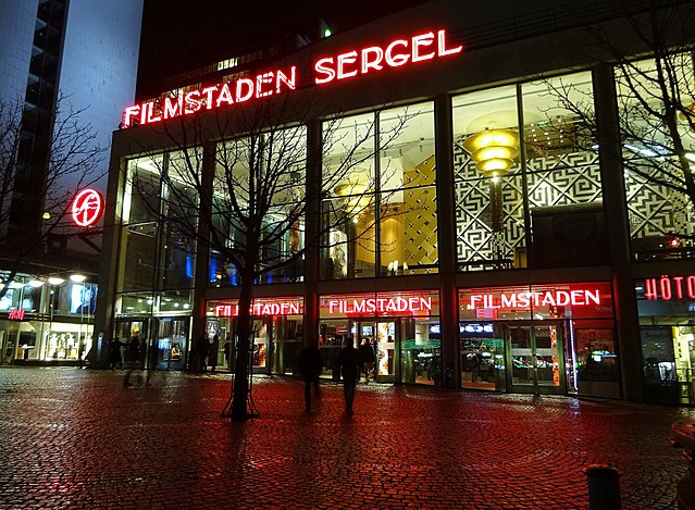 Filmstaden Hötorget. Foto: WikimediaCommons