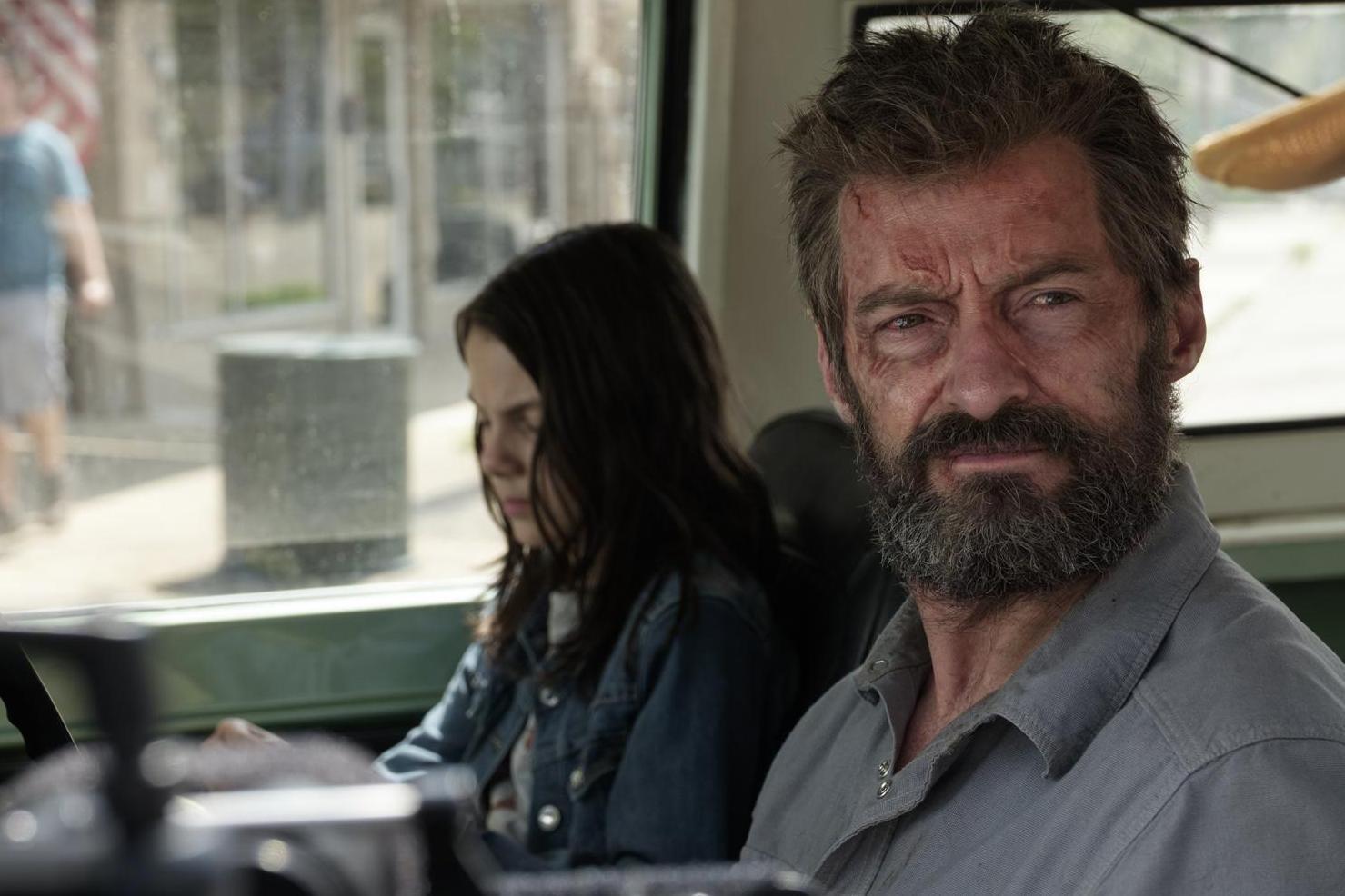 2017 mötte vi en Wolverine som var trött, gammal och motvillig.Filmen är kronan på verket för Hugh Jackmans tid som den populära superhjälten. Foto: 20th Century Fox.
