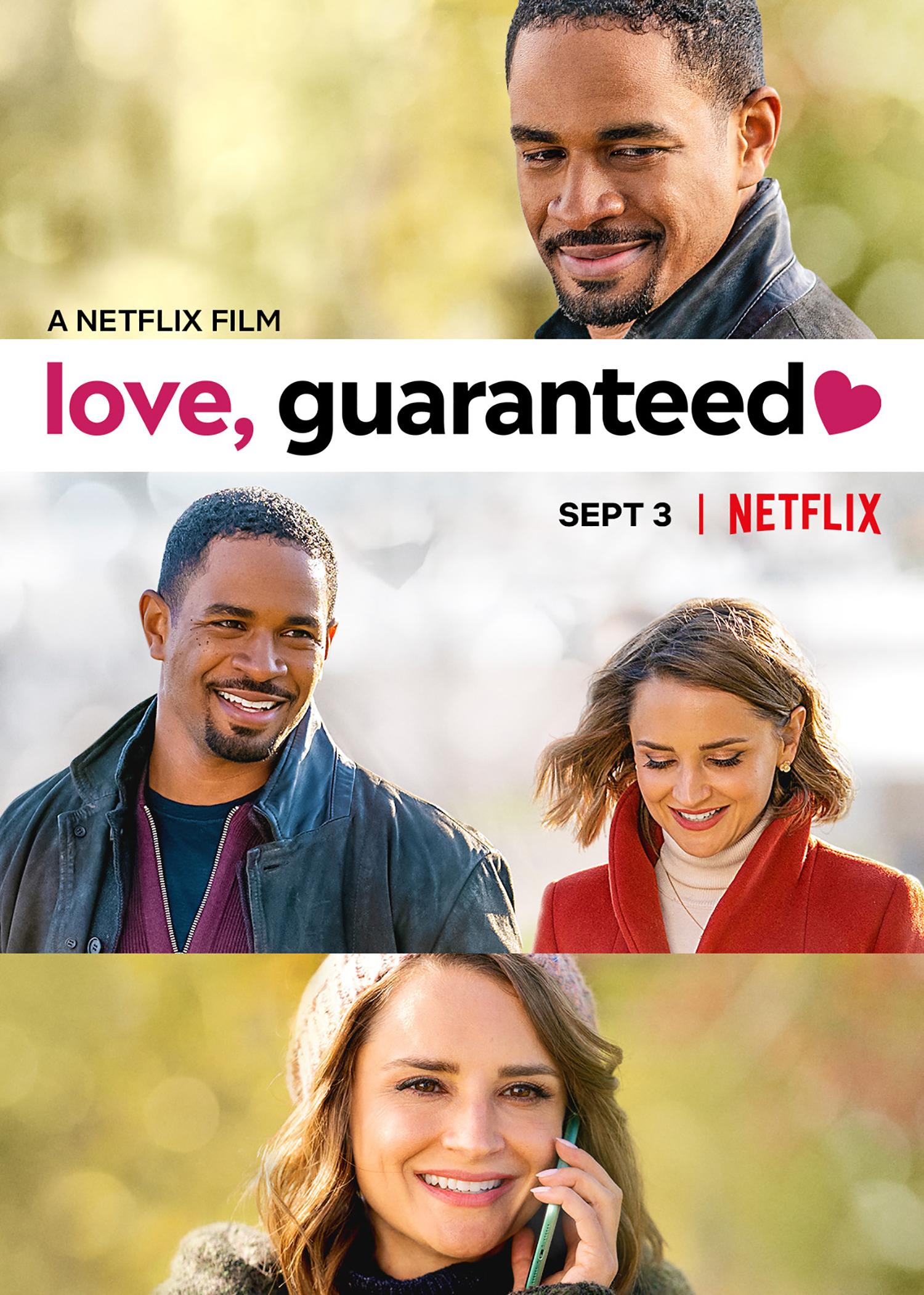 Love, Guaranteed.