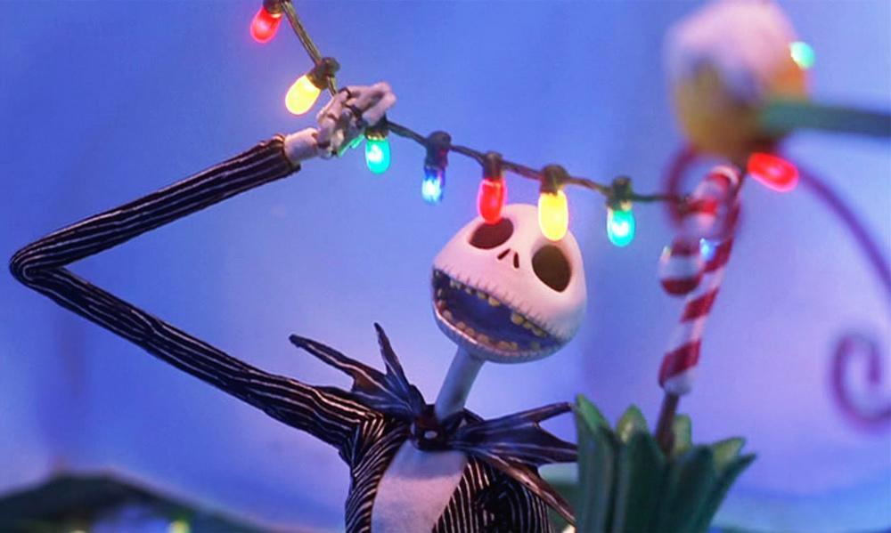 Jack är huvudkaraktären i The Nightmare Before Christmas
