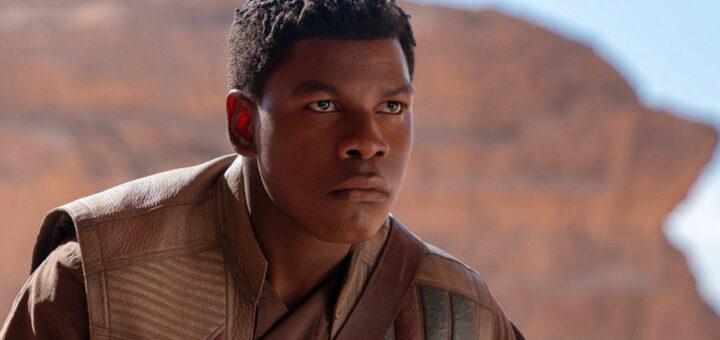 John Boyega i Star Wars.