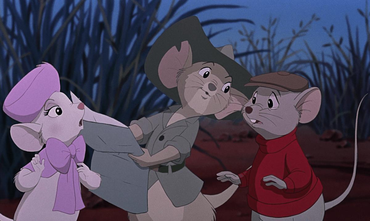Bernard och Bianca i Australien, plats 19 av de 22 bästa Disneyfilmerna