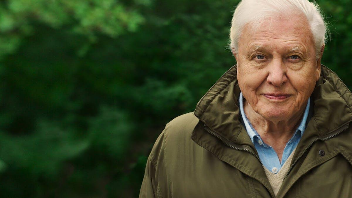 David Attenborough – ett liv på vår planet