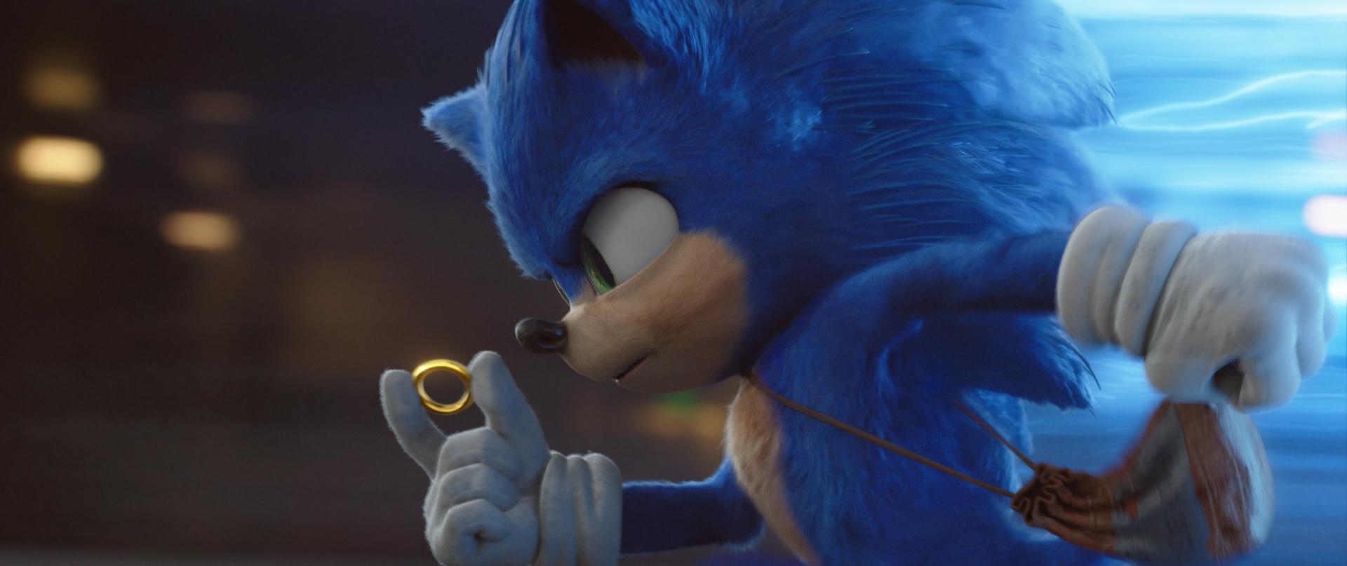 Tips på familjefilm: Sonic the Hedgehog