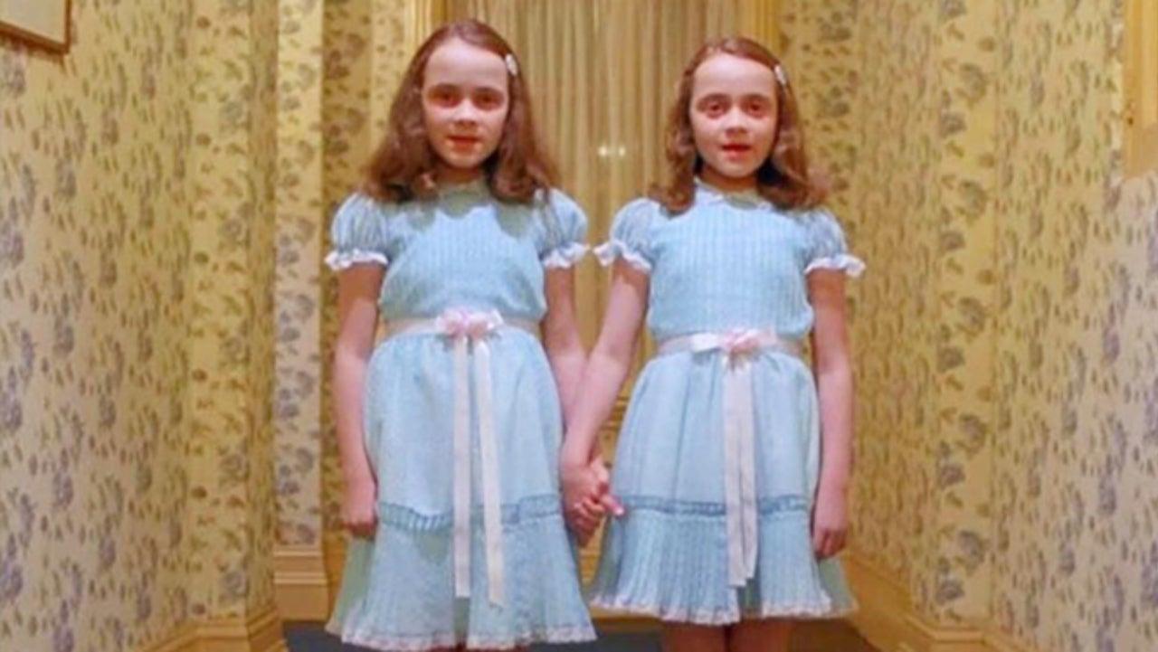 Jag gick i samma klass som ett par tvillingar i årskurs 1-9. Så jag är kanske avtrubbad när det kommer till hur läskiga tvillingar är? Foto: Warner Bros.