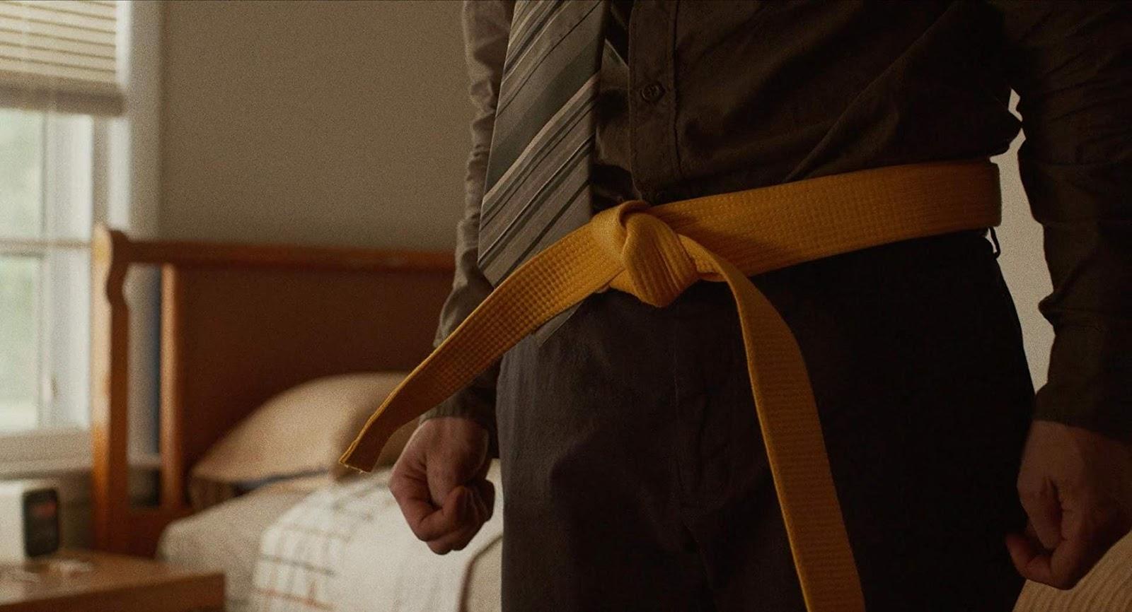 Det gula bältet i Art of Self-Defense