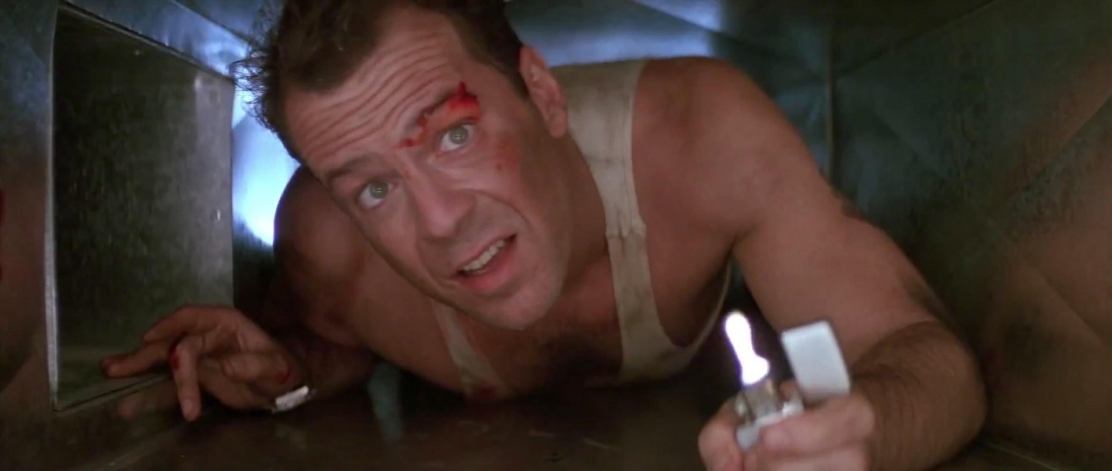 John McClane i Die hard