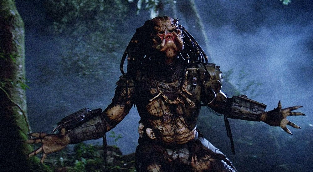Predator i filmen Predator