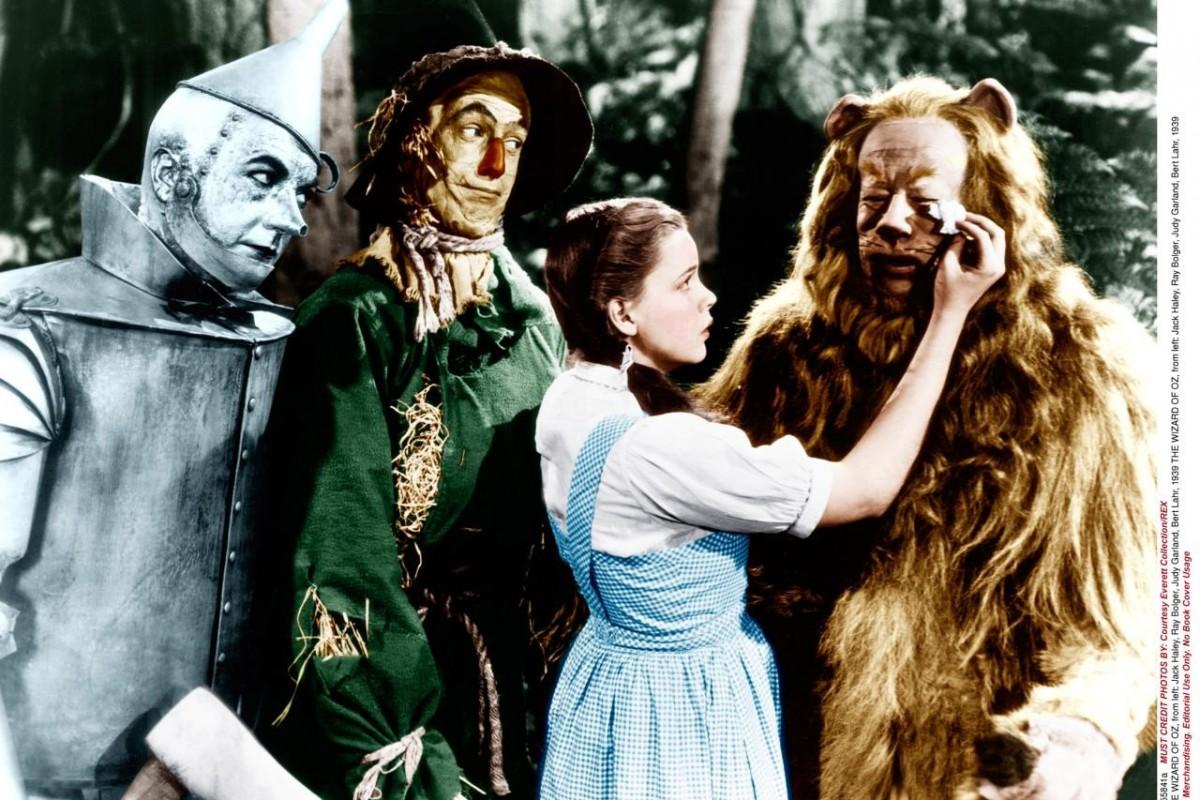 Är Trollkarlen från Oz tidernas bästa barnfilm?
