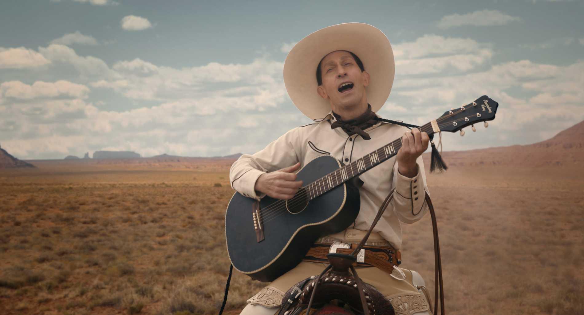 Filmkomedi på Netflix: The Ballad of Buster Scruggs