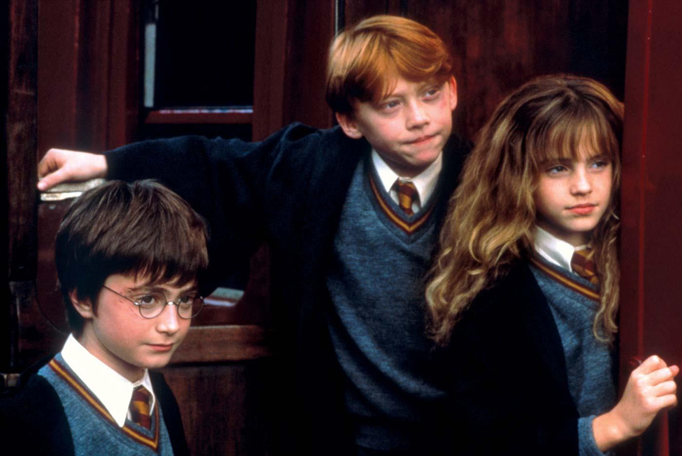 Bild från Harry Potter och de vises sten