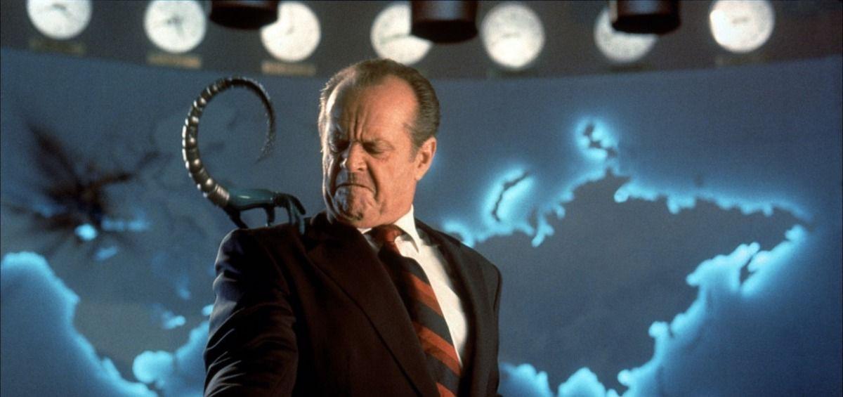 Jack Nicholson Mars Attacks
