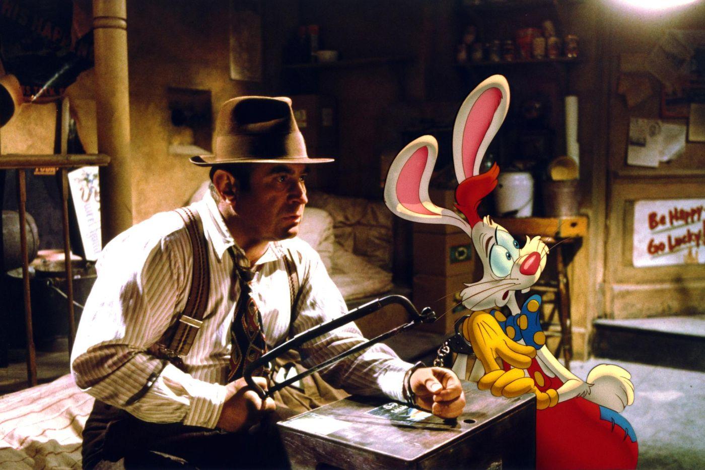 Vem satte dit Roger Rabbit