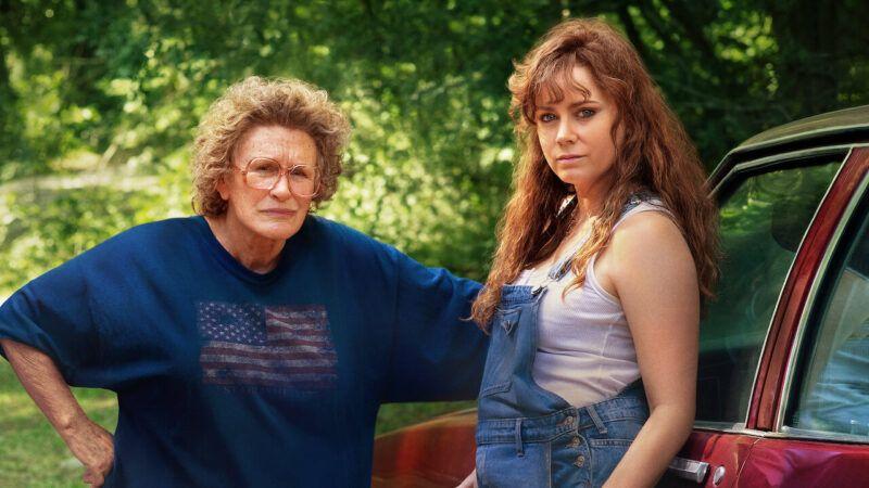 Hillbilly Elegy är en av nya filmer som finns att streama på Netflix