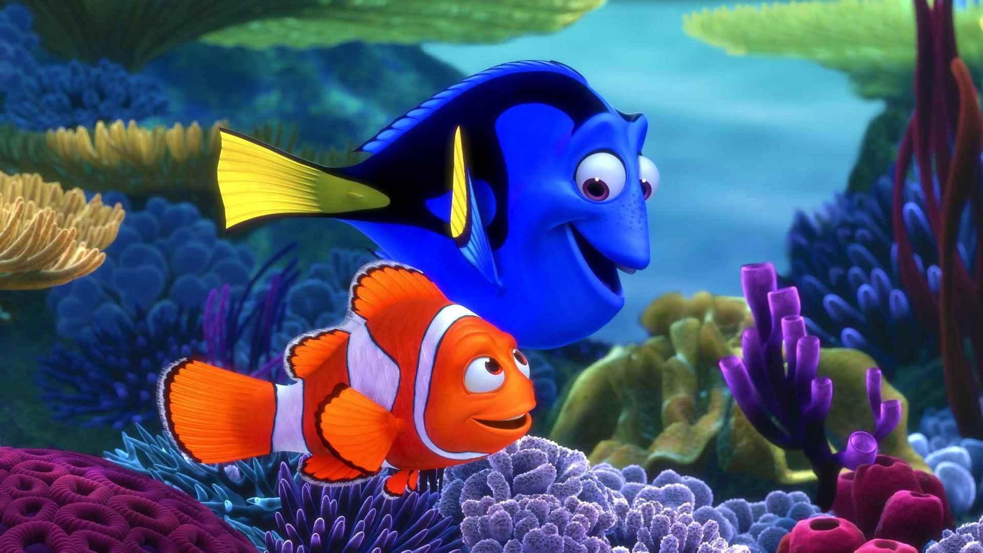 Marvin i Hitta Nemo