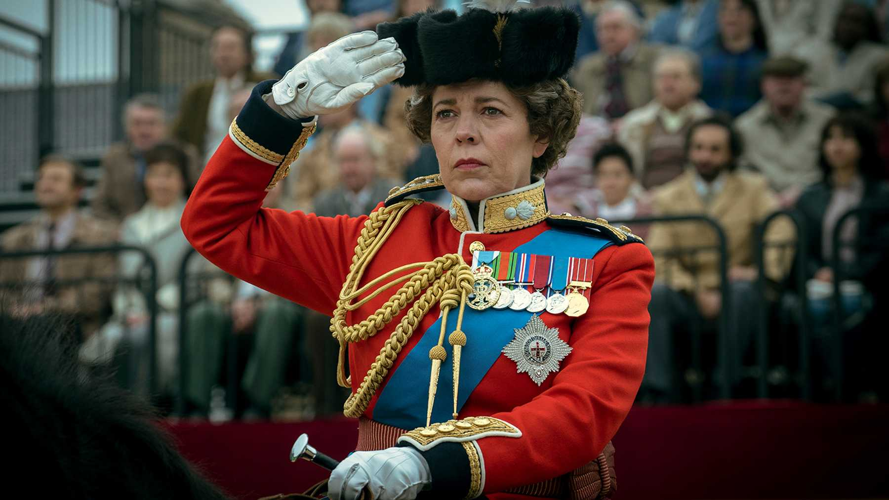 Olivia Coleman i The Crown