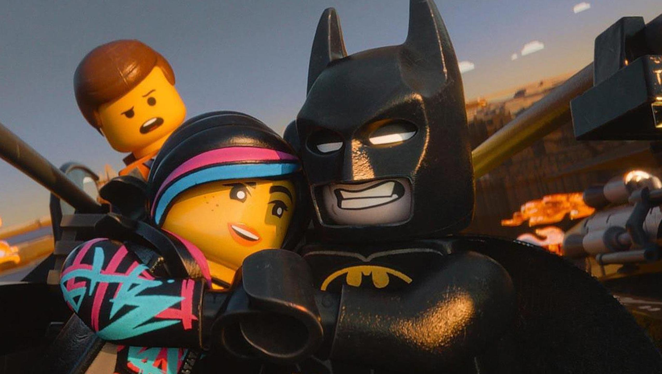 Tips på bra barnfilm: Lego-filmen