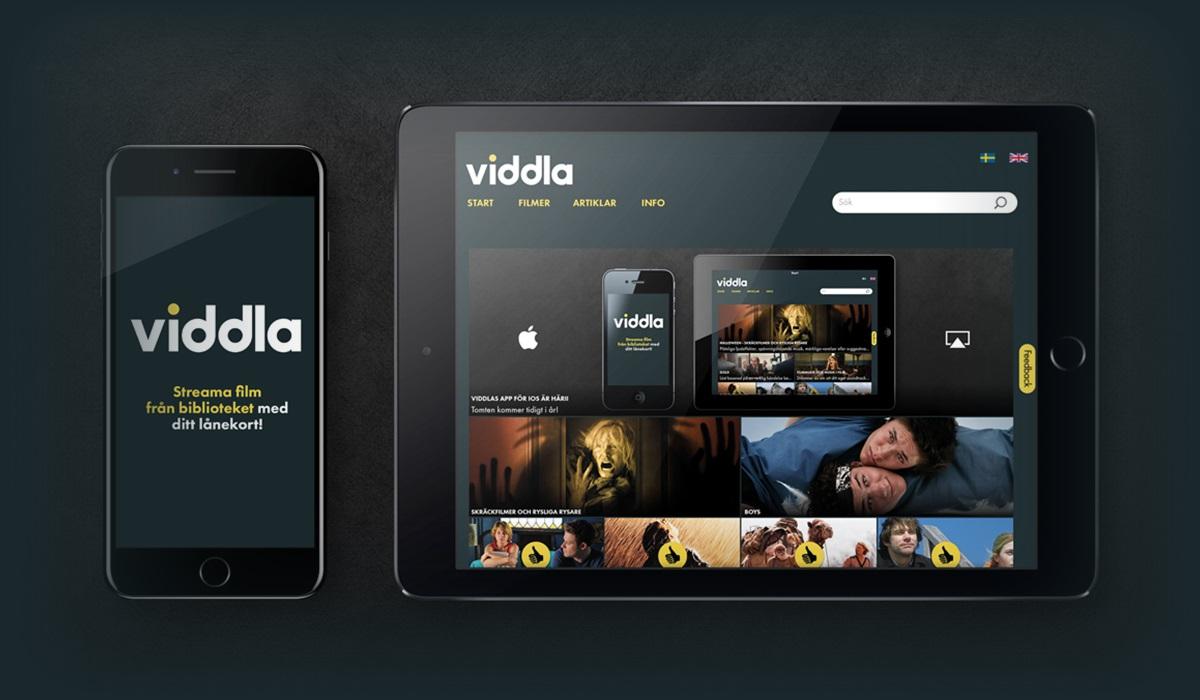 På Viddla kan du streama gratis barnfilmer på svenska