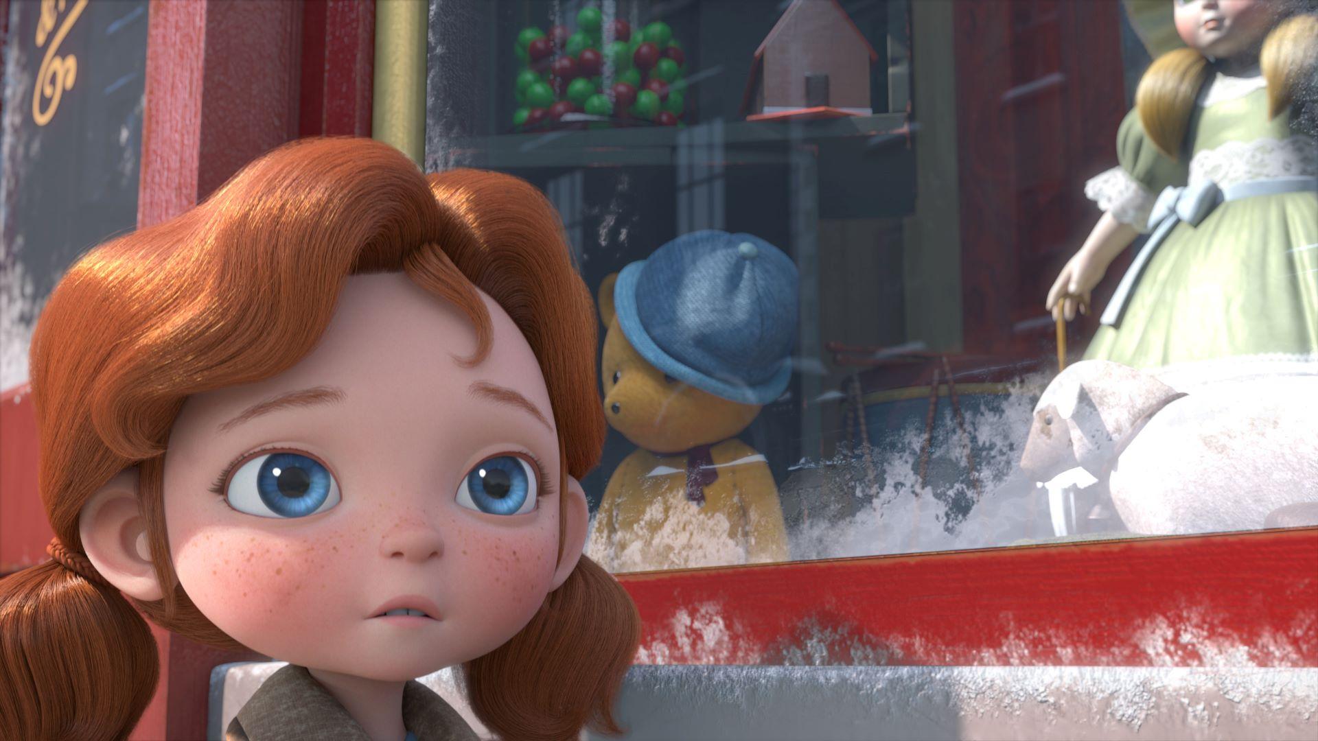 Angelas julönskning på Netflix - filmtips