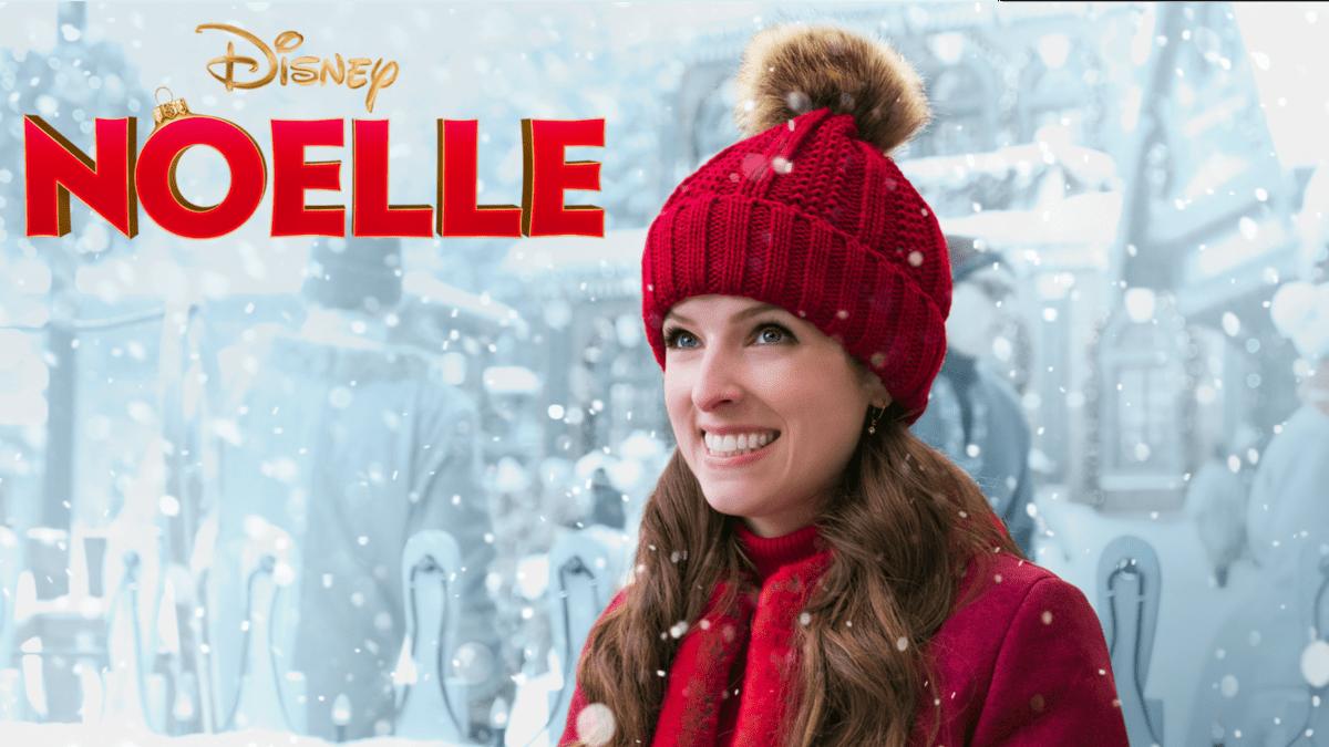 Julfilmen Noelle finns på Disney plus