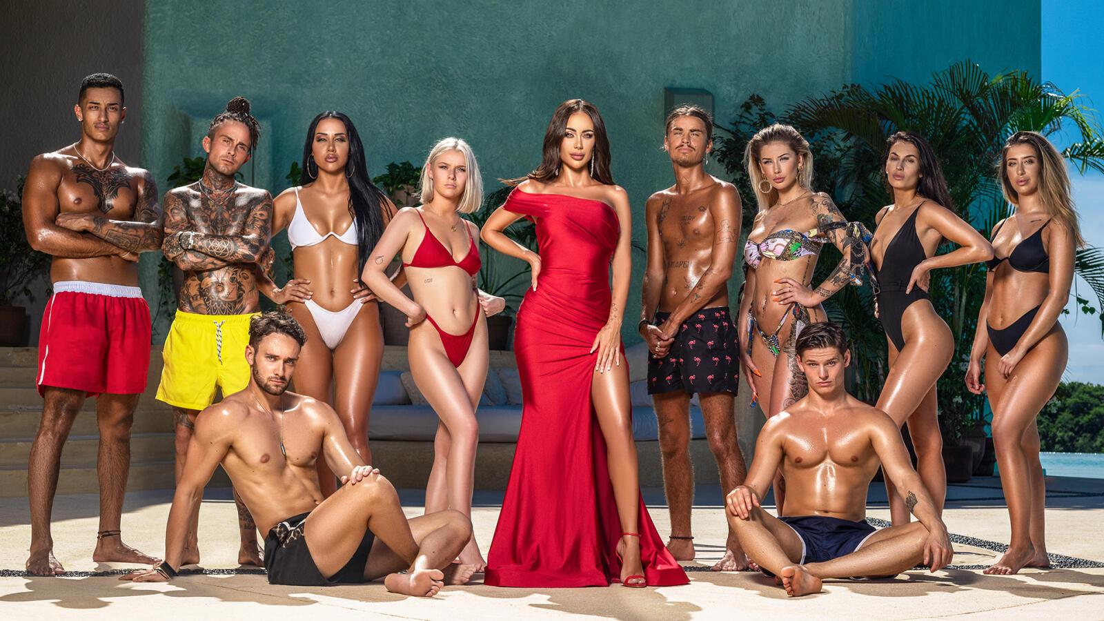 Paradise Hotel 2020 – Diana och Sebastian intervju