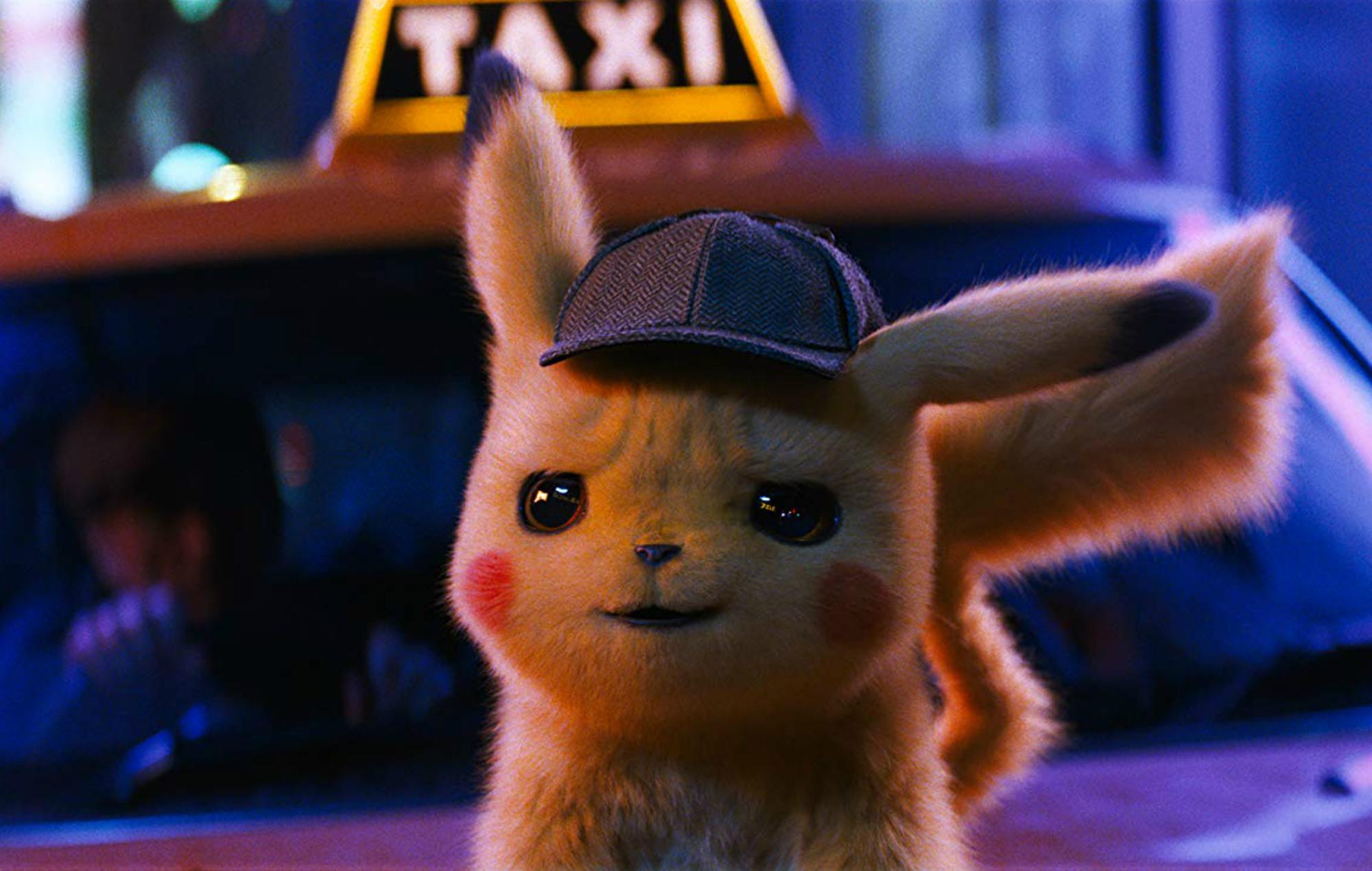 Bästa barnfilmerna på Netflix - Pokémon: Detective Pikachu