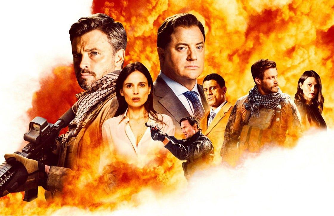The Professionals är en av nya bra serier på Viaplay