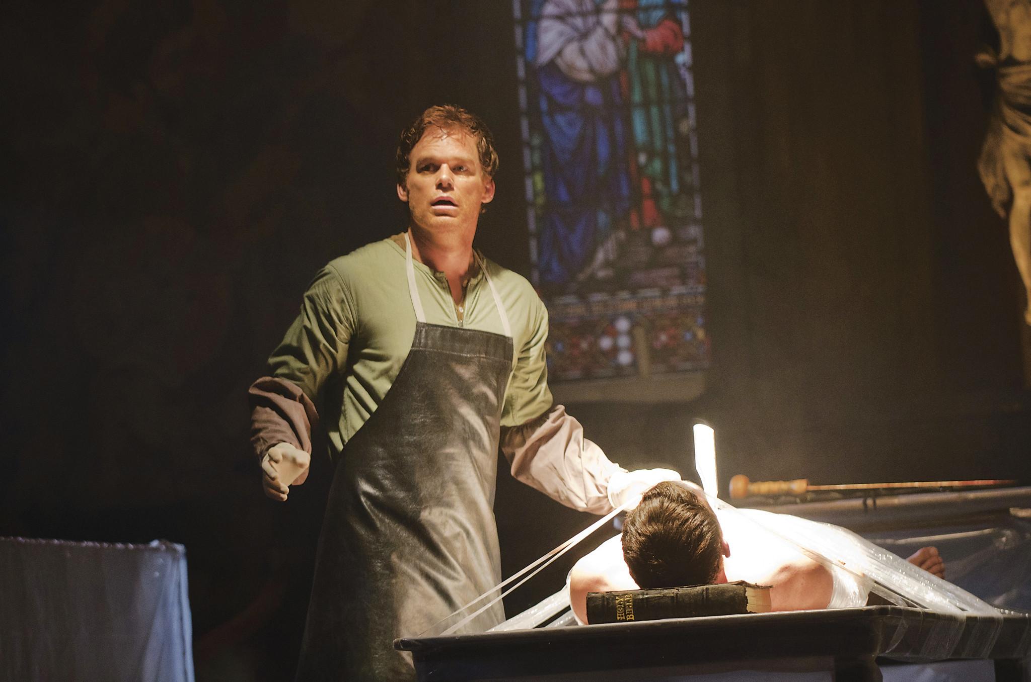 Michael C Hall i Dexter