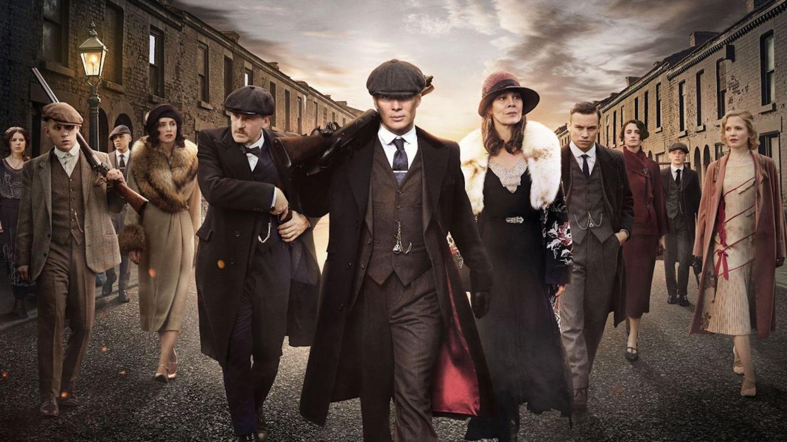 Peaky Blinders säsong 6 – bland de bästa serierna 2021 enligt vad många tror.