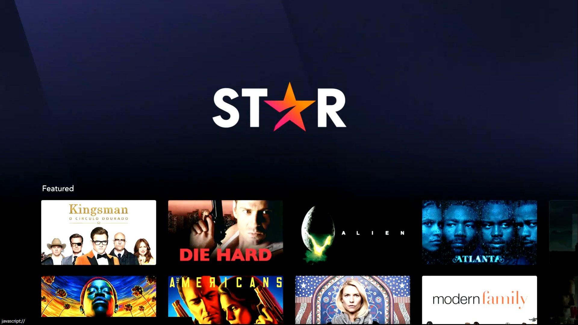 Star på Disney Plus