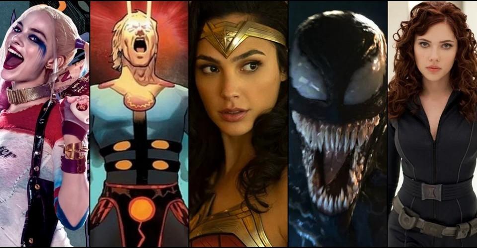 Superhjältar