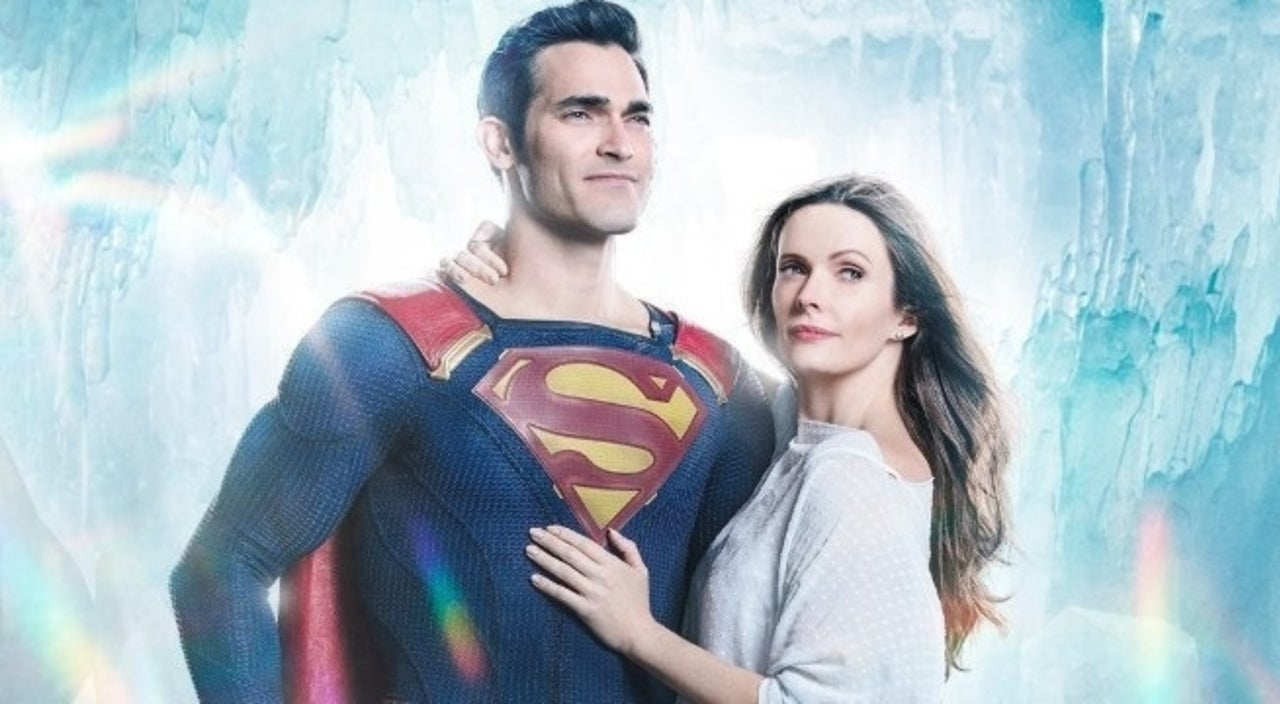 Superman and Lois.