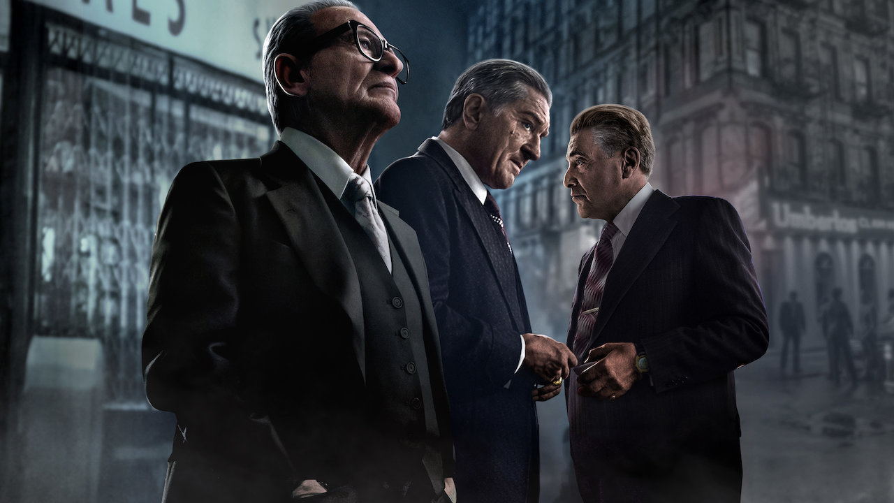 The Irishman – Netflix filmtips