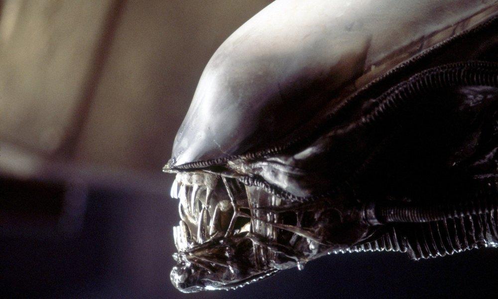 Alien 1979 är en av tidernas högst rankade skräckfilmer