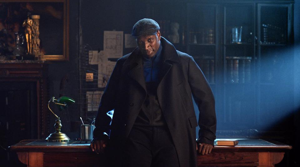 Lupin på Netflix är en av de bästa serierna 2021