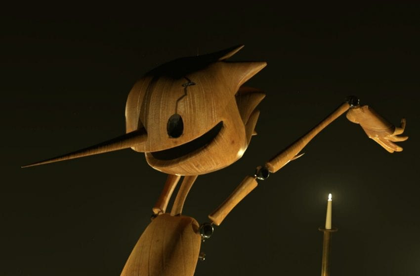 Pinocchio – Ett vasst Netflix filmtips