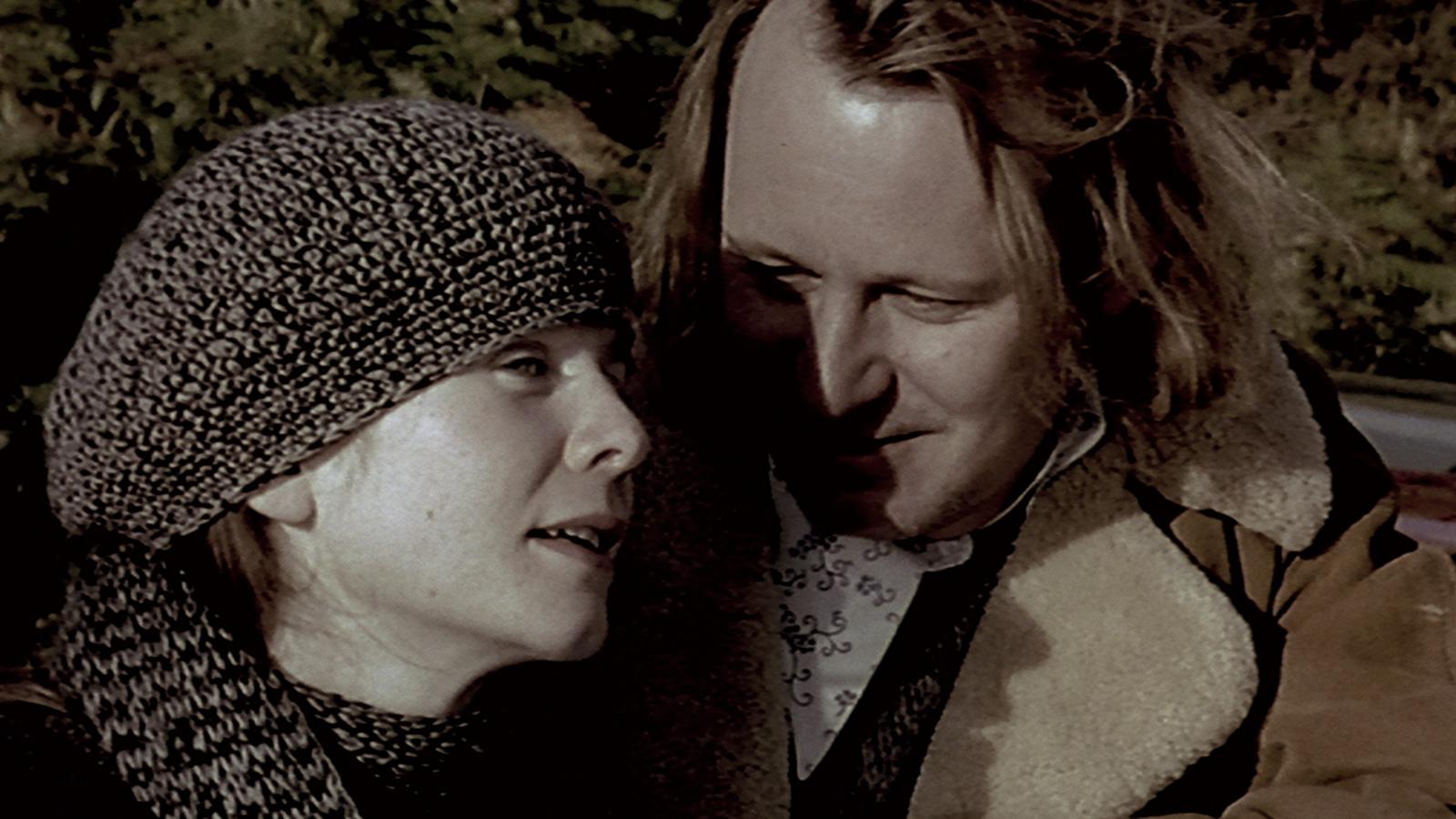 Stellan Skarsgård och Emily Watson