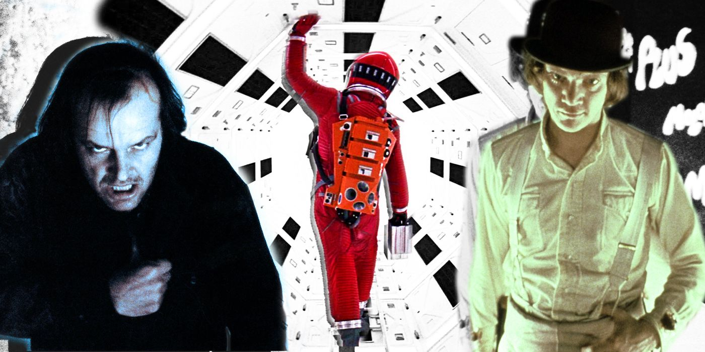 Stanley Kubrick filmer