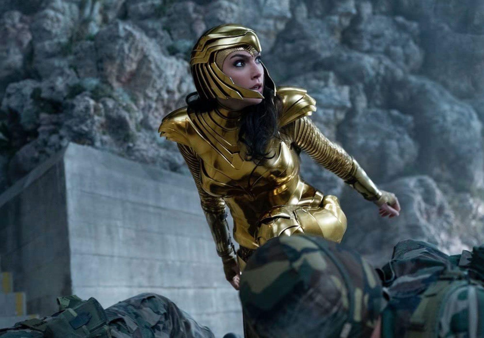Gal Gadot tillbaka som Wonder Woman.