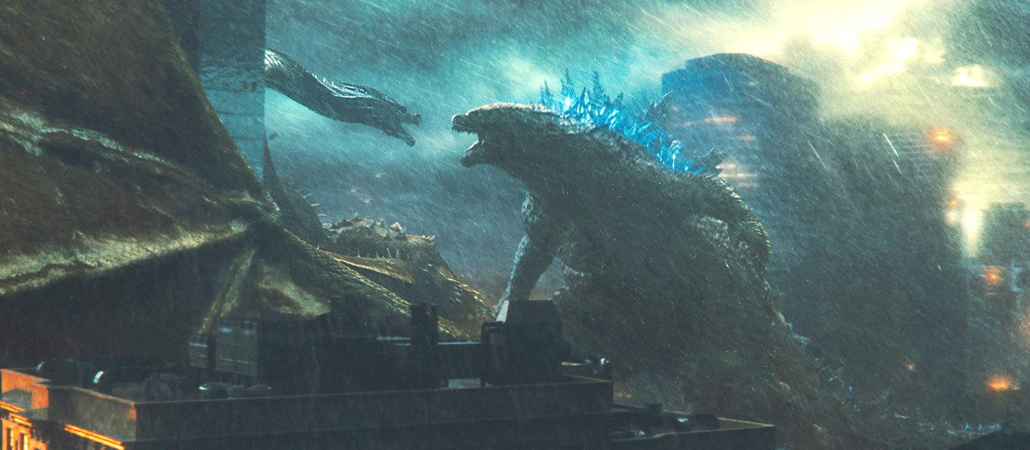 Godzilla är redo för en riktigt monster-fajt!