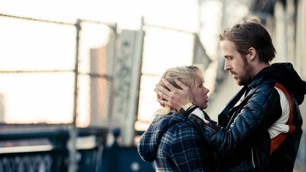 Ryan Gosling och Michelle Williams