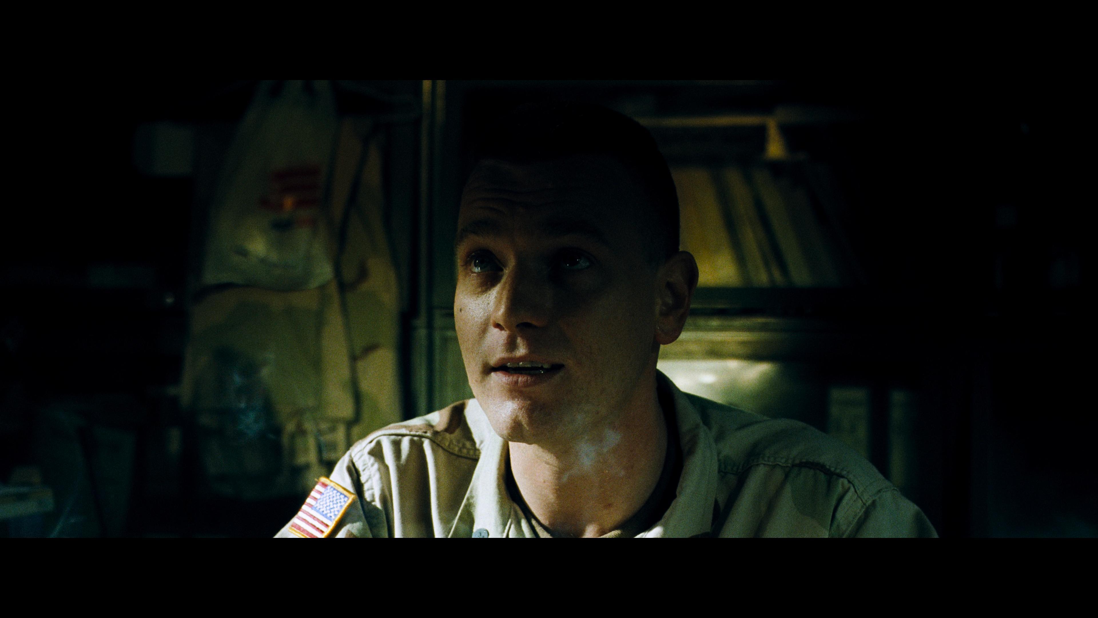 Ewan McGregor i Black Hawk Down