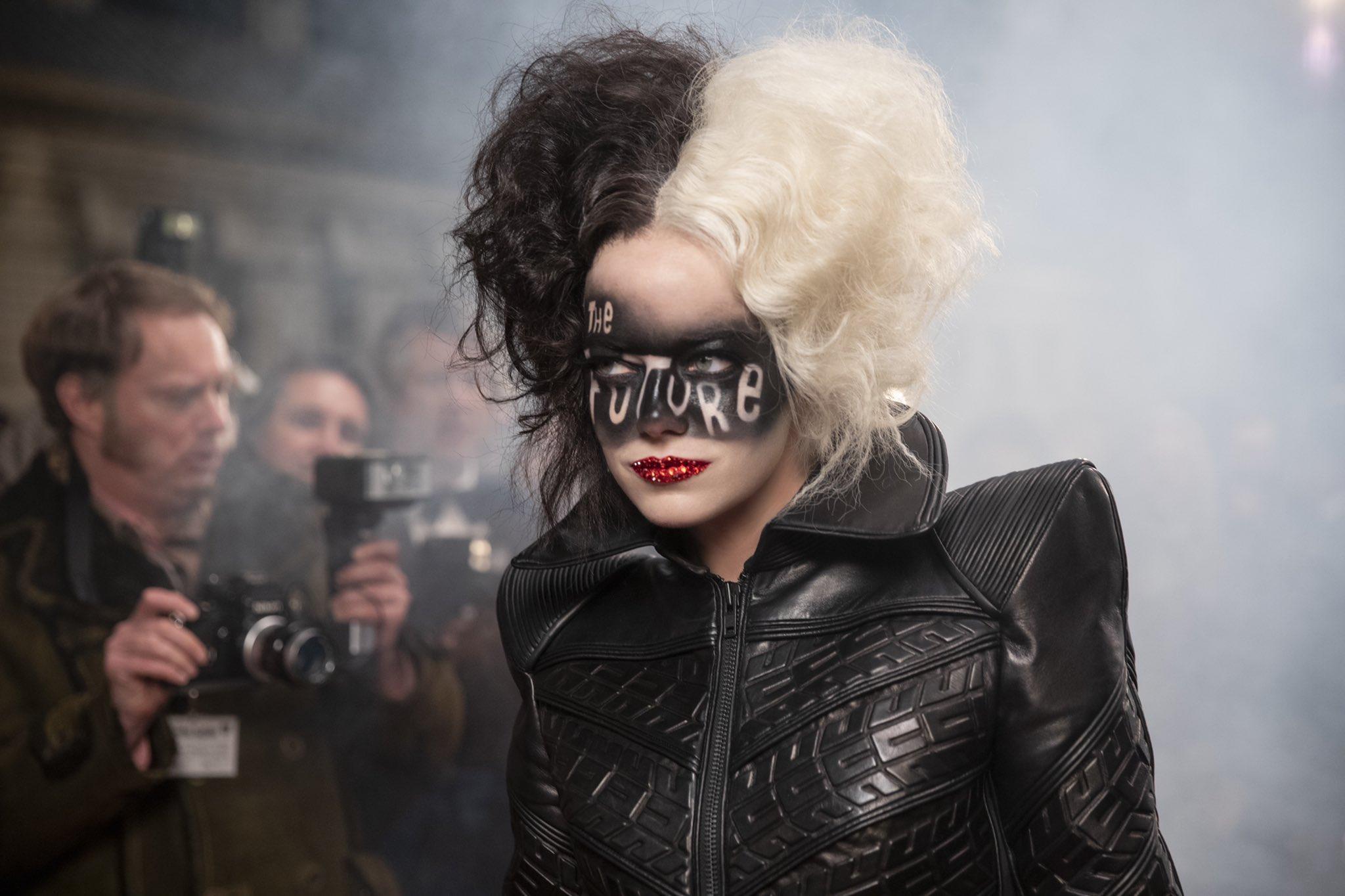 Cruella - Emma Stone.