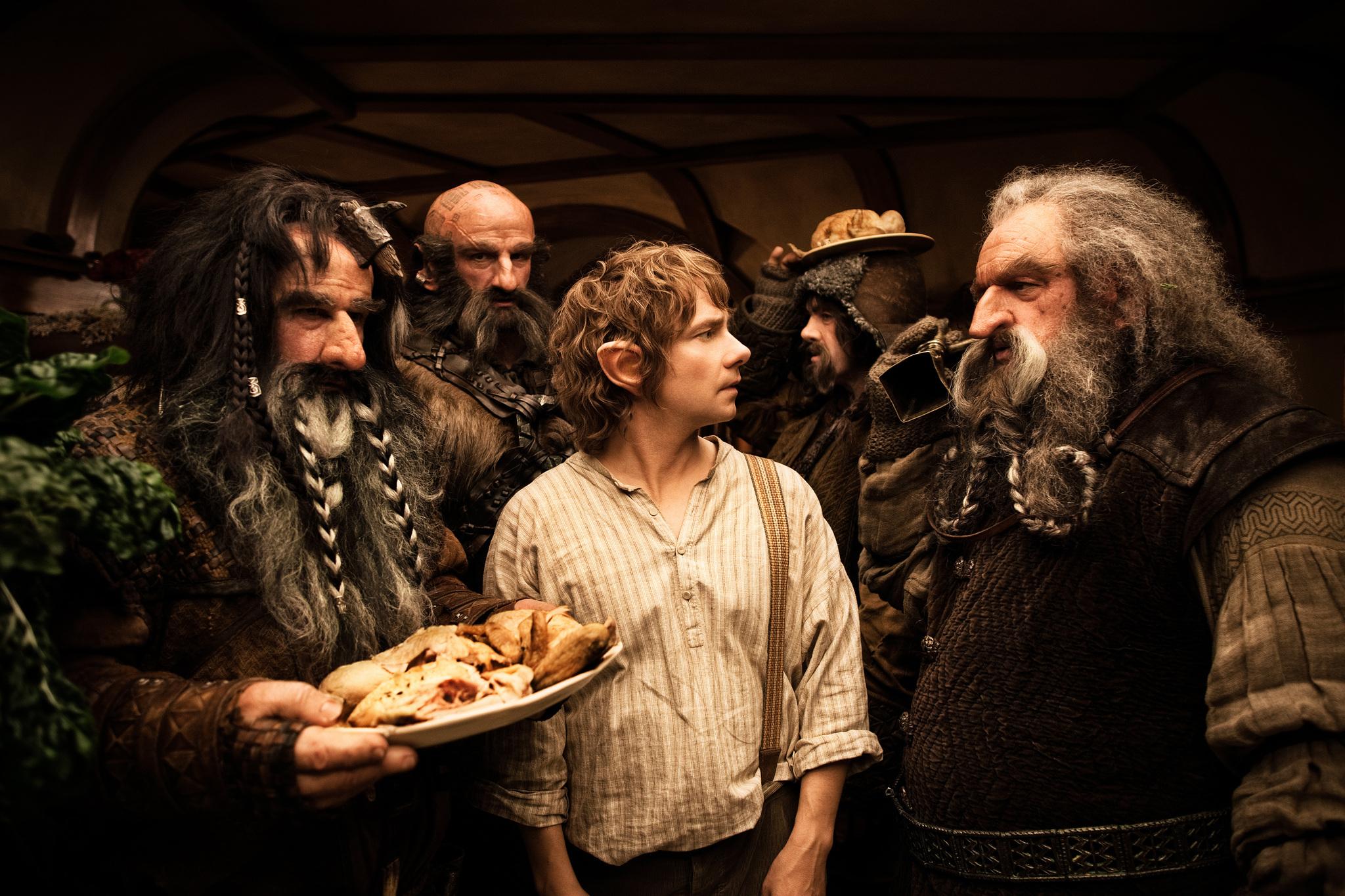 Från Hobbit (2012)