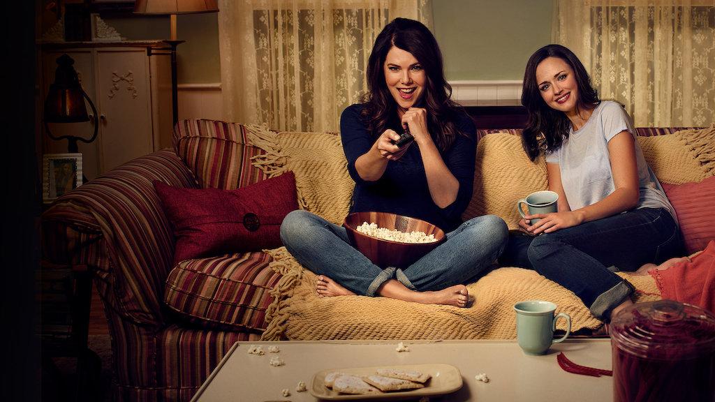 Gilmore Girls på Netflix